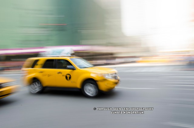 Taxi motion