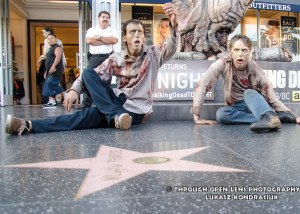 walking dead hollywood