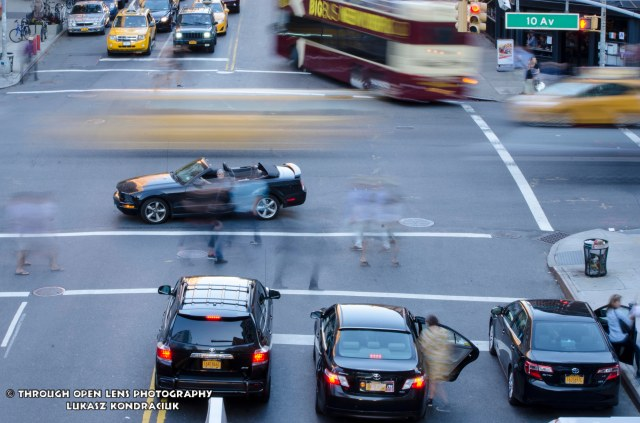 NYC speed