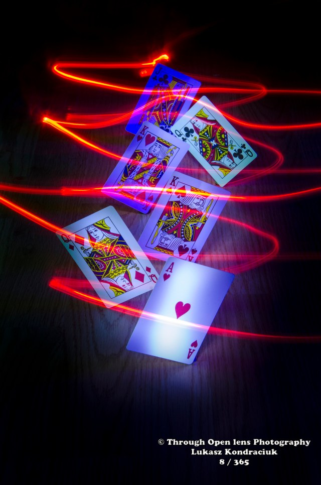 playing cards