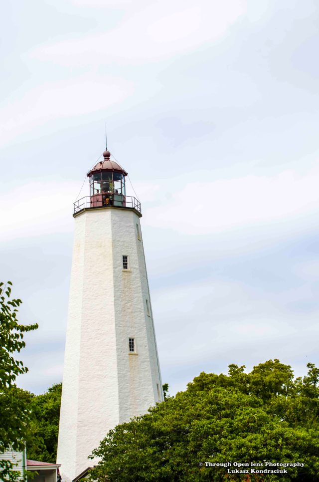Sandy Hook Light